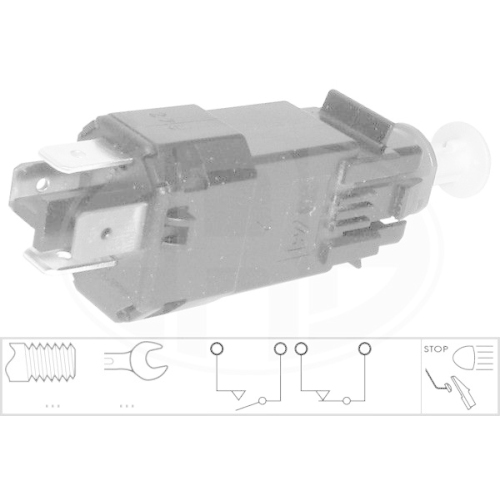 Brake Light Switch ERA 330547 OPEL GENERAL MOTORS