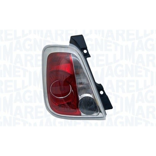 Combination Rearlight MAGNETI MARELLI 714027040892 FIAT