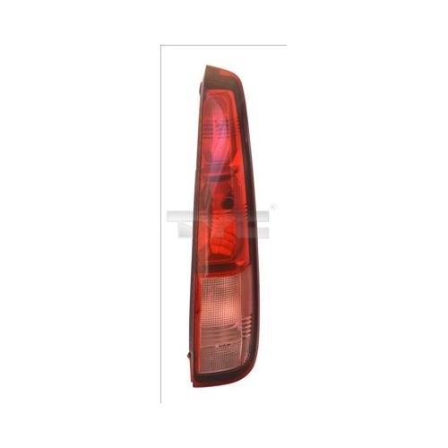 Combination Rearlight TYC 11-12323-05-9 NISSAN