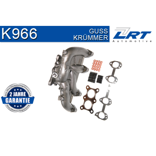 Krümmer, Abgasanlage LRT K966 AUDI SEAT SKODA VW