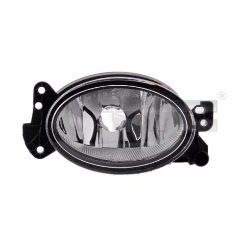 Fog Light TYC 19-0635-01-9 MERCEDES-BENZ