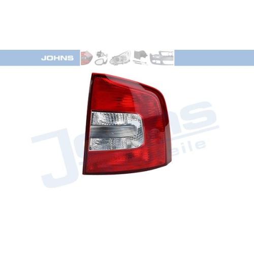 Combination Rearlight JOHNS 71 21 88-7 SKODA