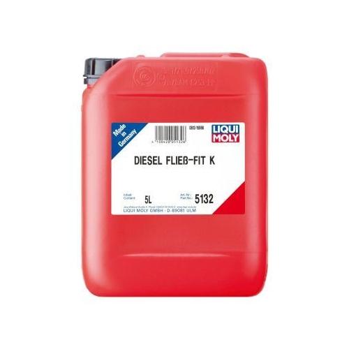 LIQUI MOLY Diesel Fließ-Fit K 5 Liter 5132