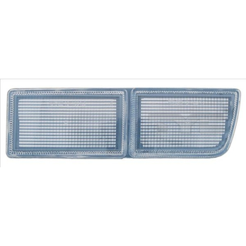 Eyelid, fog light TYC 12-1602-01-6 VW