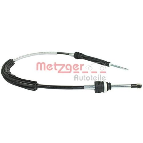 Seilzug, Schaltgetriebe METZGER 3150178 VAG