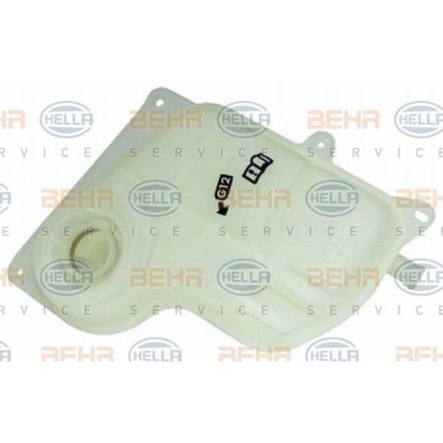 Ausgleichsbehälter, Kühlmittel HELLA 8MA 376 755-031 AUDI SKODA VW AUDI (FAW)