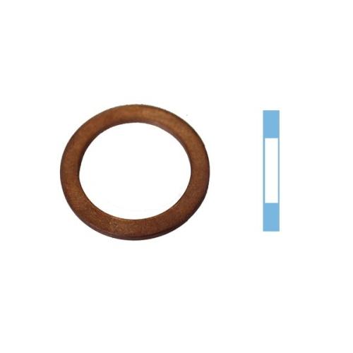 Sealing Plug, oil sump CORTECO 220147S SUBARU