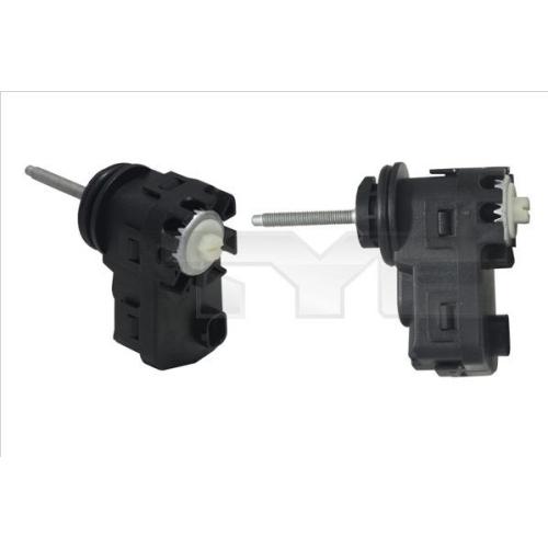 Control, headlight range adjustment TYC 20-15819-MA-1 HYUNDAI KIA