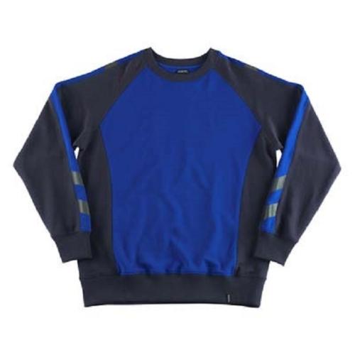 MASCOT SWEATSHIRT WITTEN 2XL royal blue / black blueart. nr.: 50570-962-110102XL