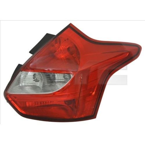 Combination Rearlight TYC 11-11848-01-2 FORD