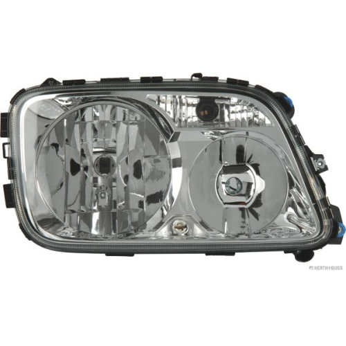 Headlight HERTH+BUSS ELPARTS 81658205 MERCEDES-BENZ