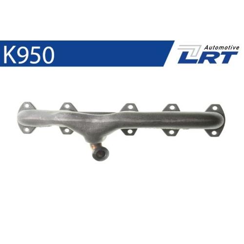 Krümmer, Abgasanlage LRT K950 VW