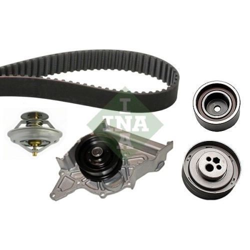 Water Pump & Timing Belt Set INA 530 0158 30 AUDI SEAT SKODA VW