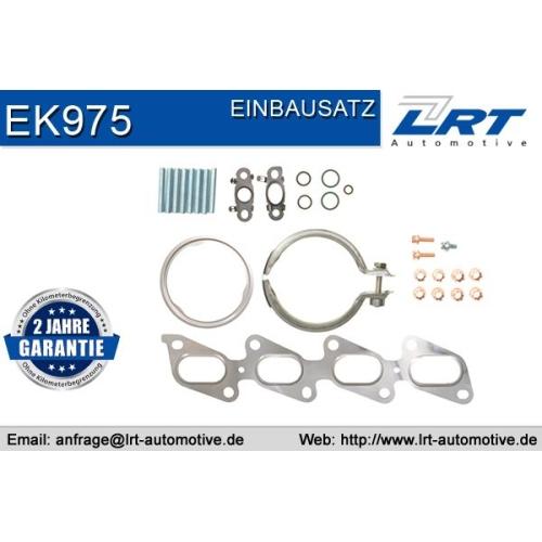 Mounting Kit, charger LRT EK975 OPEL VAUXHALL CHEVROLET GENERAL MOTORS