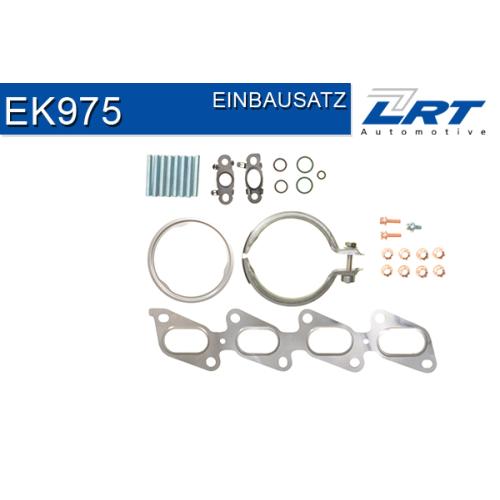 Montagesatz, Lader LRT EK975 OPEL VAUXHALL CHEVROLET GENERAL MOTORS