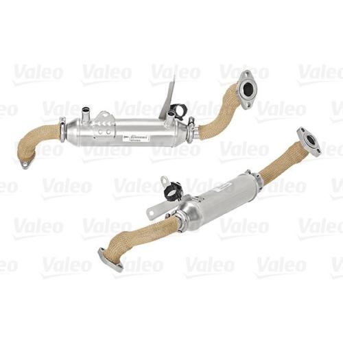 Cooler, exhaust gas recirculation VALEO 817748 ORIGINAL PART ALFA ROMEO FIAT