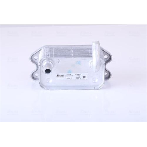 NISSENS Heat Exchanger 90779