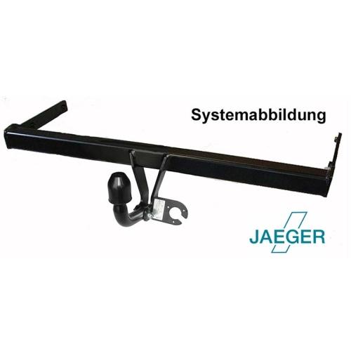 AHK-Kit, starr, inkl. 13poligem JAEGER E-Satz JAEGER 42060316
