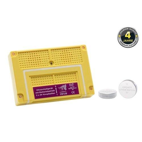 STOP&GO Marderschutz 4B Batterie Ultraschallgerät 07533