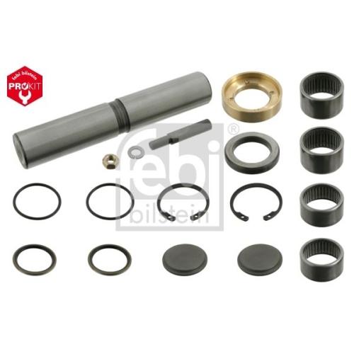 Repair Kit, kingpin FEBI BILSTEIN 08526 ProKit MERCEDES-BENZ EVOBUS