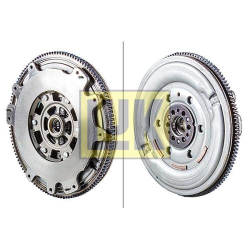 Flywheel LuK 415 0153 10 LuK DMF NISSAN