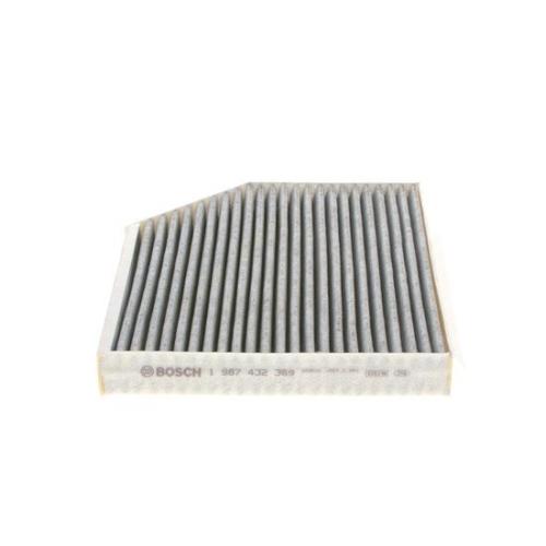 Filter, Innenraumluft BOSCH 1 987 432 369 AUDI PORSCHE