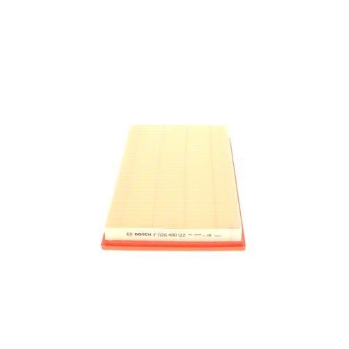 Air Filter BOSCH F 026 400 122 MERCEDES-BENZ RENAULT