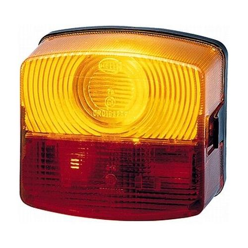 Combination Rearlight HELLA 2SE 003 182-021 HAKO LINDE