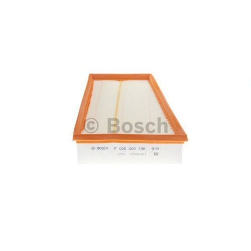 Luftfilter BOSCH F 026 400 138 RENAULT