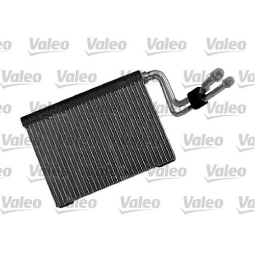 Evaporator, air conditioning VALEO 818201 BMW