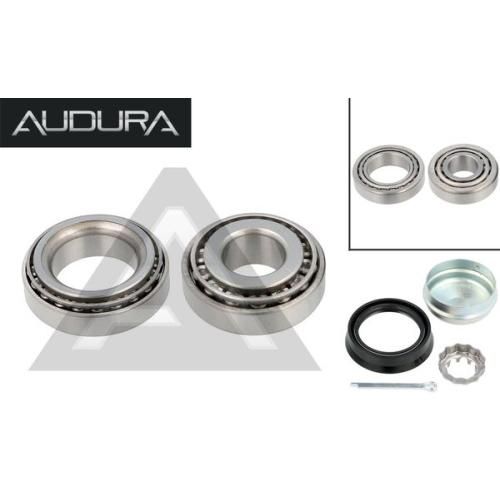 1 Radlagersatz AUDURA passend für AUDI SEAT VW VAG AR11166