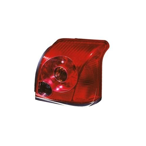Combination Rearlight VAN WEZEL 5307932 TOYOTA