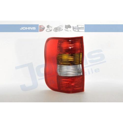 Combination Rearlight JOHNS 55 55 87-5 OPEL