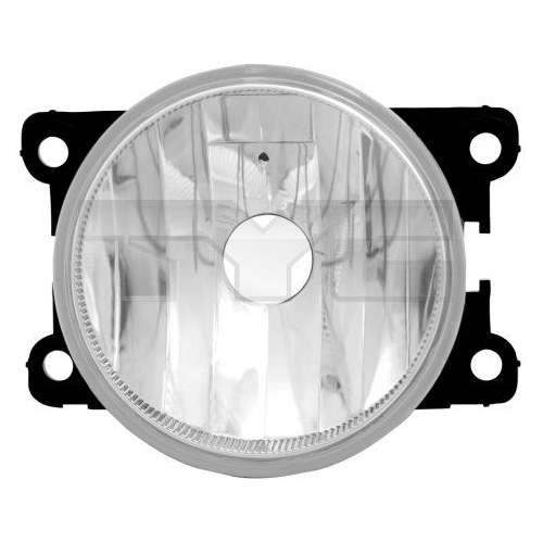 Fog Light TYC 19-0937-01-9 CITROËN PEUGEOT DS