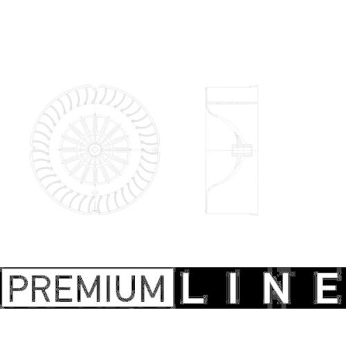 Innenraumgebläse MAHLE AB 23 000P BEHR *** PREMIUM LINE *** OPEL VAUXHALL