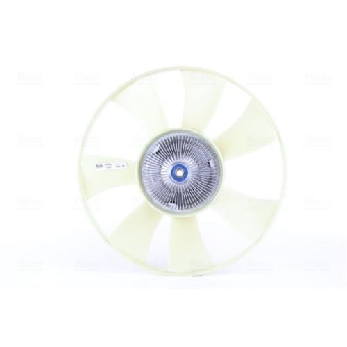 Clutch, radiator fan NISSENS 86221 VW