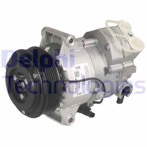 DELPHI Kompressor, Klimaanlage TSP0155988