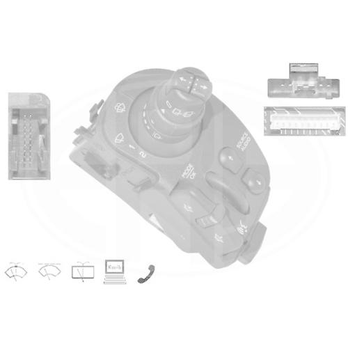 Steering Column Switch ERA 440725 OEM RENAULT
