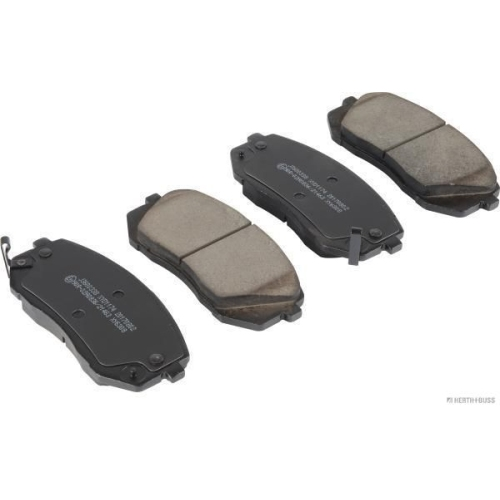 HERTH+BUSS JAKOPARTS Brake Pad Set, disc brake J3600338