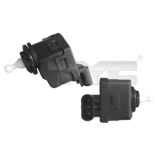 Control, headlight range adjustment TYC 20-5487-MA-1 CHRYSLER OPEL