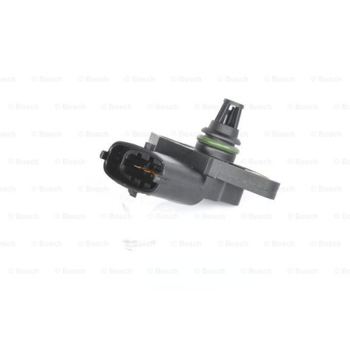 Sensor, boost pressure BOSCH 0 281 002 655 KHD MAN SCANIA NEOPLAN TEMSA
