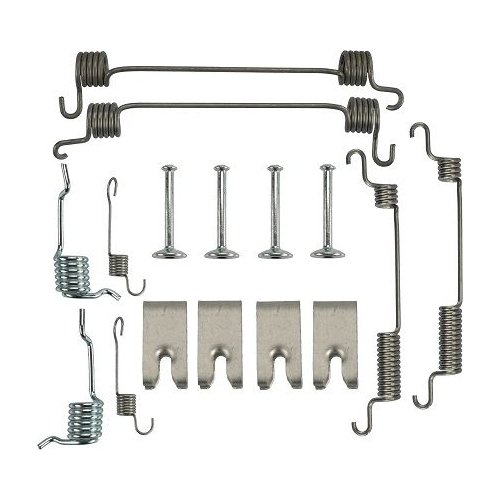 Accessory Kit, brake shoes TRW SFK267 HONDA MG ROVER