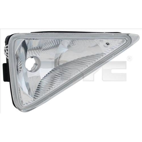 Fog Light TYC 19-0563-01-2 HONDA