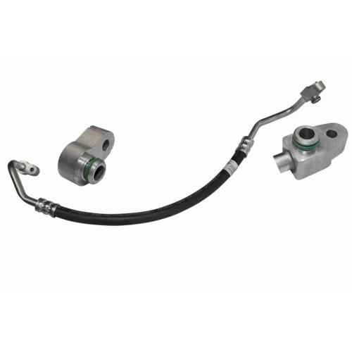 High Pressure Line, air conditioning VEMO V24-20-0001 Original VEMO Quality FIAT