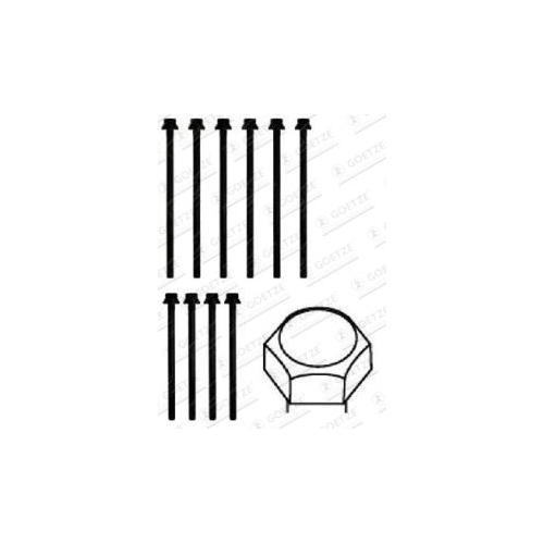 Bolt Kit, cylinder head GOETZE 22-29022B CHRYSLER