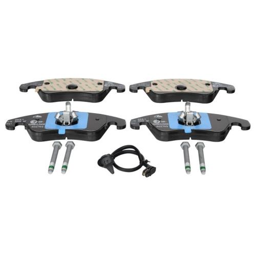 Bremsbelagsatz, Scheibenbremse ATE 13.0460-2765.2 VAG