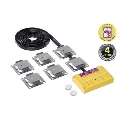 STOP_GO Marderschutz PLUS-MINUS Hochspannungsgerät mit Ultraschall 07544