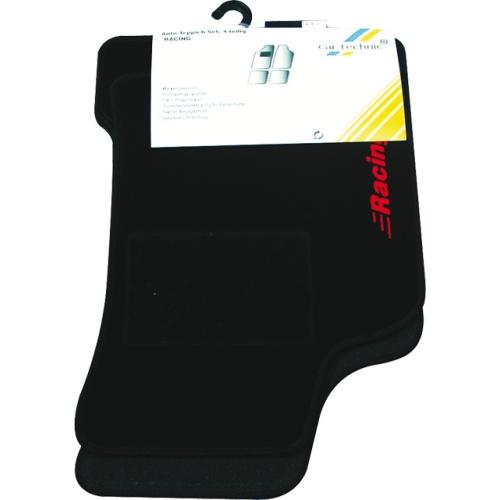 SCHOENEK 01160615094 Floor mat set, semi-pass, textile, 4-piece. for BMW
