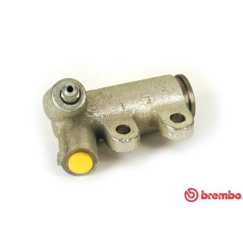 Nehmerzylinder, Kupplung BREMBO E 83 002 TOYOTA