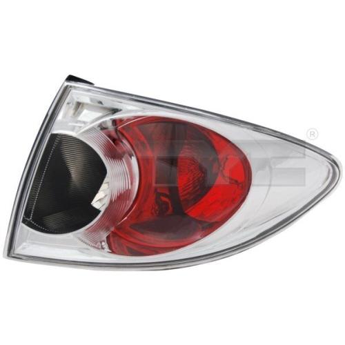 Combination Rearlight TYC 11-11193-01-2 MAZDA